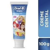 Creme Dental Oral-B Stages Personagens Sortidos 100g -