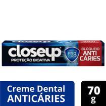 Creme Dental Proteção Bioativa Bloqueio Anticáries 70 Gr - Close