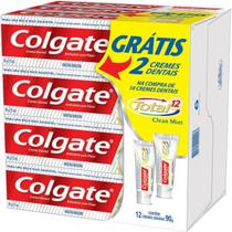 Creme dental terapeutico colgate 90g clean mint l12p10 pc - Sem marca