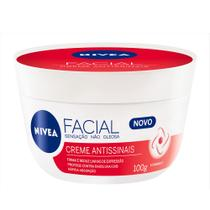 Creme Facial Nivea Antissinais -