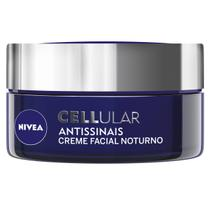 Creme Facial Nivea Cellular Antissinais Noite 51g