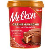 Creme Ganache Melken 1kg Ao Leite - Harald