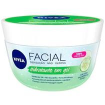 Creme Hidratante Facial Nivea Em Gel Fresh Pepino E Ácido Hialurônico 100g - Nívea