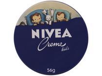 Creme Hidratante Facial Nivea Kids Infantil - 56g