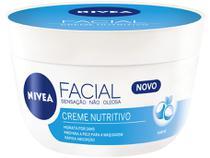 Creme Hidratante Facial Nivea Nutritivo 100g -