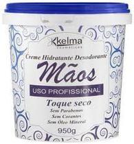 Creme Hidratante Mãos Profissional Kelma 950g -