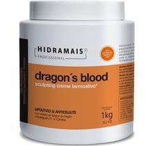 Creme massagem termo hidramais dragons blood - Biocap hidramais