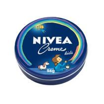 Creme Nivea Lata Kids 56g Embalagem com 6 Unidades -