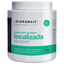 Creme para Massagem Localizada Hidramais Phytocafeil - 1kg -