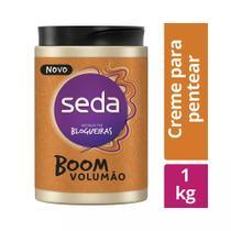 Creme para Pentear Seda Boom Volumão - 1kg -