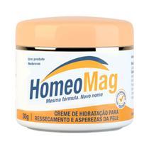 Creme para Rachaduras e Fissuras da Pele e Hidratante 30G Homeomag -