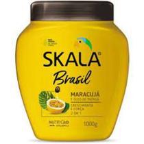 Creme skala brasil maracuja e oleo de pataua - 1 kg  cod-013227 -