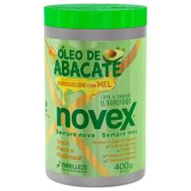 Creme Tratamento Novex 400G Oleo De Abacate -