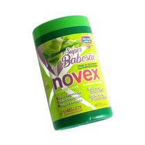 Creme Tratamento Novex Super Babosão - 400g - Embelleze -