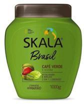 Creme Tratamento Vegano Café Verde e Ucuuba Skala 1kg -