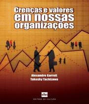 Crencas E Valores Em Nossas Organizacoes - CULTURA