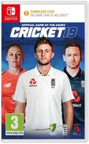 Cricket 19 - Switch - Nintendo