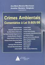 Crimes Ambientais - Livraria do advogado