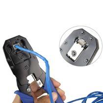 Crimpagem de Cabo de rede ethernet Cat5 ou Cat6 (não inclui cabo/conectores) - Waz