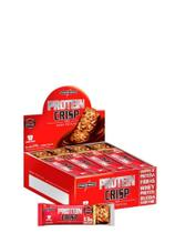 Crisp Bar (Caixa Com 12 unidades de 45g) - Integralmedica -