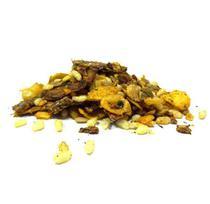 Crispies de Sementes com Cúrcuma Cebola Frispy (Granel 400g) - Zona Cerealista Online