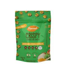 Crispy De GrAo De Bico CUrcuma + Cebola E Salsa 25g Flormel -