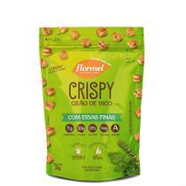 Crispy de grão de bico ervas finas 30g flormel -