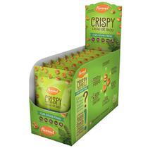 Crispy de grão de bico ervas finas diplay 240g flormel -