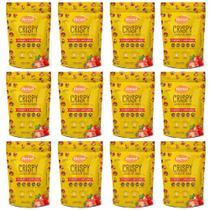 Crispy de grão de bico tomate + orégano 30g flormel -