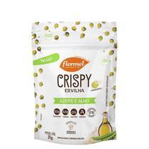 Crispy Ervilha Azeite e Alho Flormel - 35g -