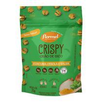 Crispy grao de bico curcuma 25g - Roma