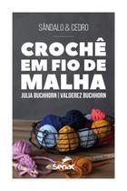 CROCHê EM FIO DE MALHA - Senac -