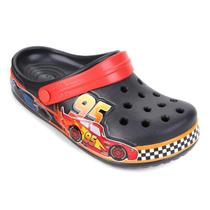 Crocs Infantil Disney Cars And Relâmpago Mcqueen -