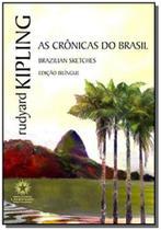 Cronicas do brasil as   edicao bilingue - Landmark