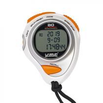 Cronômetro 80 Lap Digital com Alarme e Relógio Liveup -