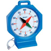 Cronômetro analógico 40cm 110v para borda de piscina floty - cd -