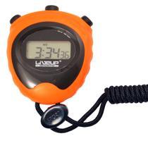 Cronômetro com Alarme, Marcador de Hora e Data - LIVEUP LS3193 -