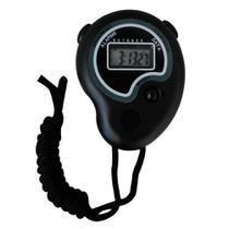 Cronômetro Convoy Digital Para Treinar Preto -