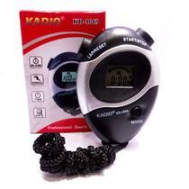 Cronometro Digital Kadio Alarme, Esporte,cordão Data E Hora -