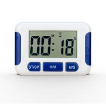 Cronometro Digital Progressivo E Regressivo Com Beep - Impac