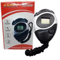 Cronômetro Digital Relógio Marca Tempo Kadio Profissional -