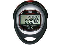 Cronômetro DLK Sports Digital WT038 c/ 30 Voltas - Função Split e Alarme Sonoro