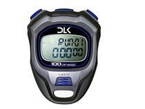 Cronômetro DLK Sports Digital WT058 c/ 100 Voltas - Função Split Alarme Sonoro e Visor LCD