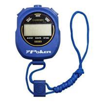 Cronômetro Poker Ergo Digital Azul -