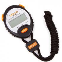 Cronometro Profissional com Relogio e Alarme Vollo  Vollo Sports -