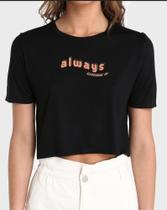 Cropped Always Street Co. Basic -