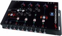 Crossover Digital Eletrônivo Jfa De 4 Vias Com Corte 24db/8ª -