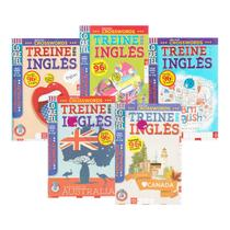 Crosswords Livro De Passatempo Em Inglês Treine Seu Inglês - Coquetel