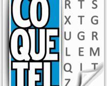 Cruzadox - Nivel Medio - Livro 1 - Coquetel - Ediouro - coquetel -