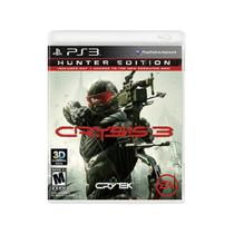 Crysis 3 Hunter Edition - Ps3 - Sony